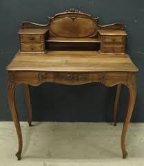 vintage writing desk french writing desk reproduction country