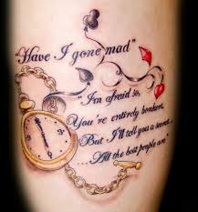 small tattoos quotes meaning design idea for and