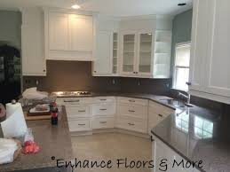White Kitchen Cabinets With Tile Floor Flooring Interceramic Tile For Inspiring Interior Tile Floor