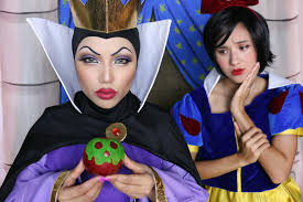 snow white u0027evil queen u0027 makeup tutorial youtube