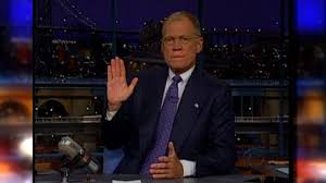David Letterman Desk David Letterman Will Say Goodbye To Late Night Television Video