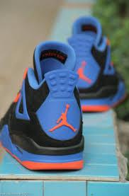 air jordan retro 4 blue and orange evoslimmingcoupon co uk