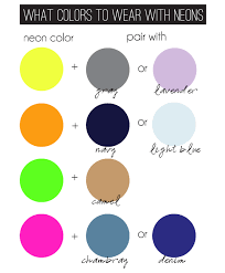 what colors make purple neon color combinations style watching pinterest neon color
