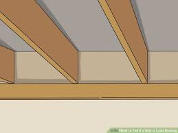 How To Build A Dividing Wall In A Room - 3 easy ways to tell if a wall is load bearing wikihow