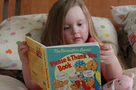 the berenstain bears u0027 please u0026 thank you book giveaway