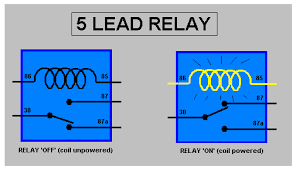 relay s voltage drop s current flow grounds and more