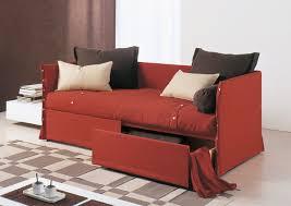 divano ottomano divano letto moderno in velluto 2 posti ottomana pol 74