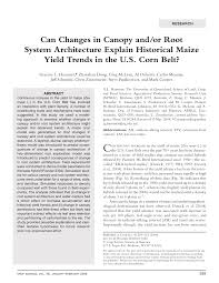 id e canap ap ro can changes in canopy and or root system pdf available