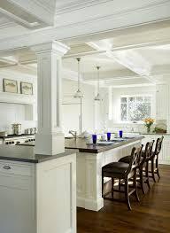 locking column mount kitchen traditional with kitchen island