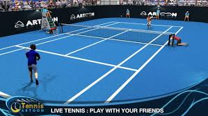 tennis apk tennis multiplayer apk free sports for android