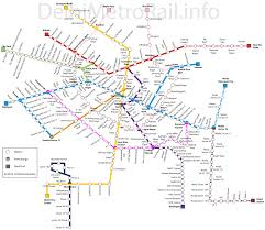 Austin Metro Rail Map by Map Of Delhi Metro Usa Map Guide 2016