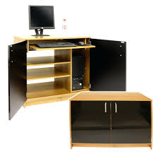 hide printer living room extraordinary splendid cool computer desk furniture