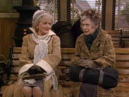 holiday film reviews the golden girls
