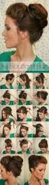 Easy Simple Hairstyles For Medium Hair by Best 25 Fine Hair Updo Ideas On Pinterest Updos For Fine Hair