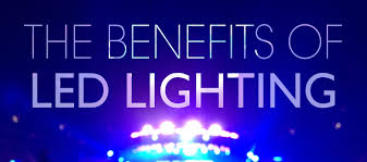 the benefits of led lighting church stage design ideas
