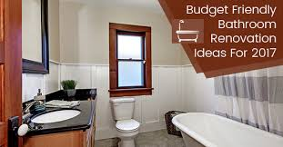 bathroom renovation ideas for budget budget bathroom renovation ideas for 2017 avonlea