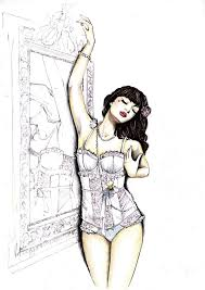 91 best flesh color sketches images on pinterest fashion