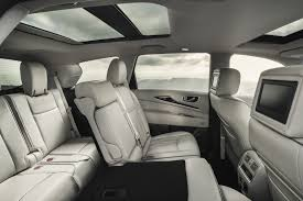 2018 infiniti qx60 crossover safety 2016 infiniti qx60 crossover gets styling update better ride and
