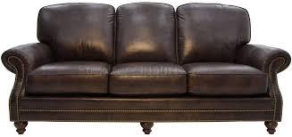 Top Grain Leather Living Room Set Brown Top Grain Leather Living Room Sofa Loveseat Set