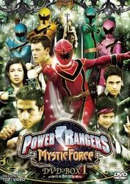 power rangers mystic force movie poster print 27 40