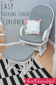 slipcover tutorial for chairs how to sew a rocking chair slipcover chair slipcovers rocking