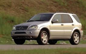 2002 mercedes benz m class information and photos zombiedrive