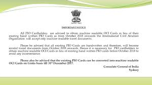 Power Of Attorney Indian Consulate by Consulate General Of India Sydney