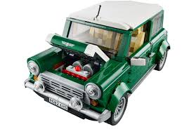 lego subaru brz mit dem mini cooper von lego zum stilechten picknick auto