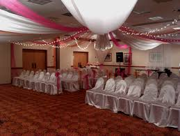 decorations for wedding hall decorating of party