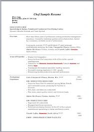 chef resumes examples sous chef resume examples example 1 sushi