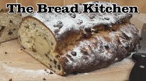 christmas stollen recipe in the bread kitchen youtube