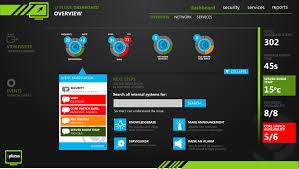 user interface design network monitoring user interface design martin langmaid