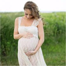 maternity photo props pregnancy lace dress maternity photography props dress