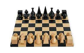 chess set designs man ray chess set design within reach