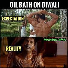 Oil Meme - diwali tamil memes collection