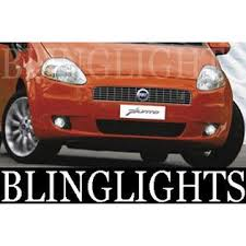 Fiat Punto 2002 Interior Blinglights 1993 2007 Fiat Punto Fog Lights 3dr Hatchback 1998