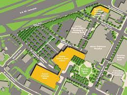of akron map akron children s hospital to undertake 200 million expansion