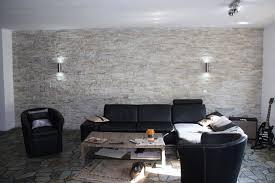 steinwand wohnzimmer beige steinwand wohnzimmer bad kche gekonnt in szene wir zeigen ihnen