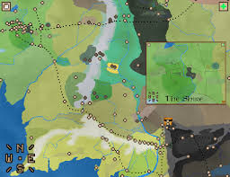 Lord Of The Rings Map User Blog Lotrmod Roads The Lord Of The Rings Minecraft Mod Wiki