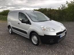 peugeot company car 2012 62 peugeot partner 1 6 hdi l1 s850 van silver sld 1 company