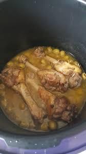 cuisiner manchons de canard cuisses de canard aux olives recettes cookeo