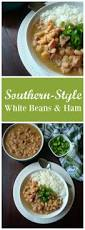 southern style white beans and ham u2013 the mccallum u0027s shamrock patch
