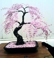 beaded home decor bonsai beaded tree home decor sakura a tree is an unusua u2026 flickr