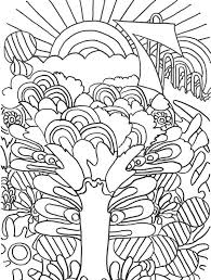 sunrise trippy coloring pages batch coloring