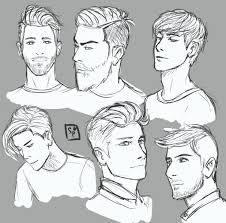 hhort haircut sketches for man men hair drawing at getdrawings com free for personal use men hair