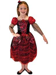 Halloween Costumes Girls 9 10 Gothic Ball Gown Child Costume 996251 Fancy Dress Ball