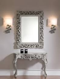 Hallway Console Table And Mirror Innenarchitektur Glamorous Hallway Console Table And Mirror