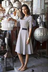 fit and flare mila dress from the marrakech collection by shabby