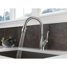 kitchen delta faucets lowes kitchen faucet delta delta chrome