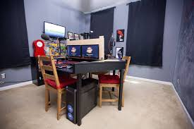 Home Video Studio international podcast day videogame bang custom home studio